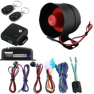 1-Way Car Vehicle Protection Alarm Security System